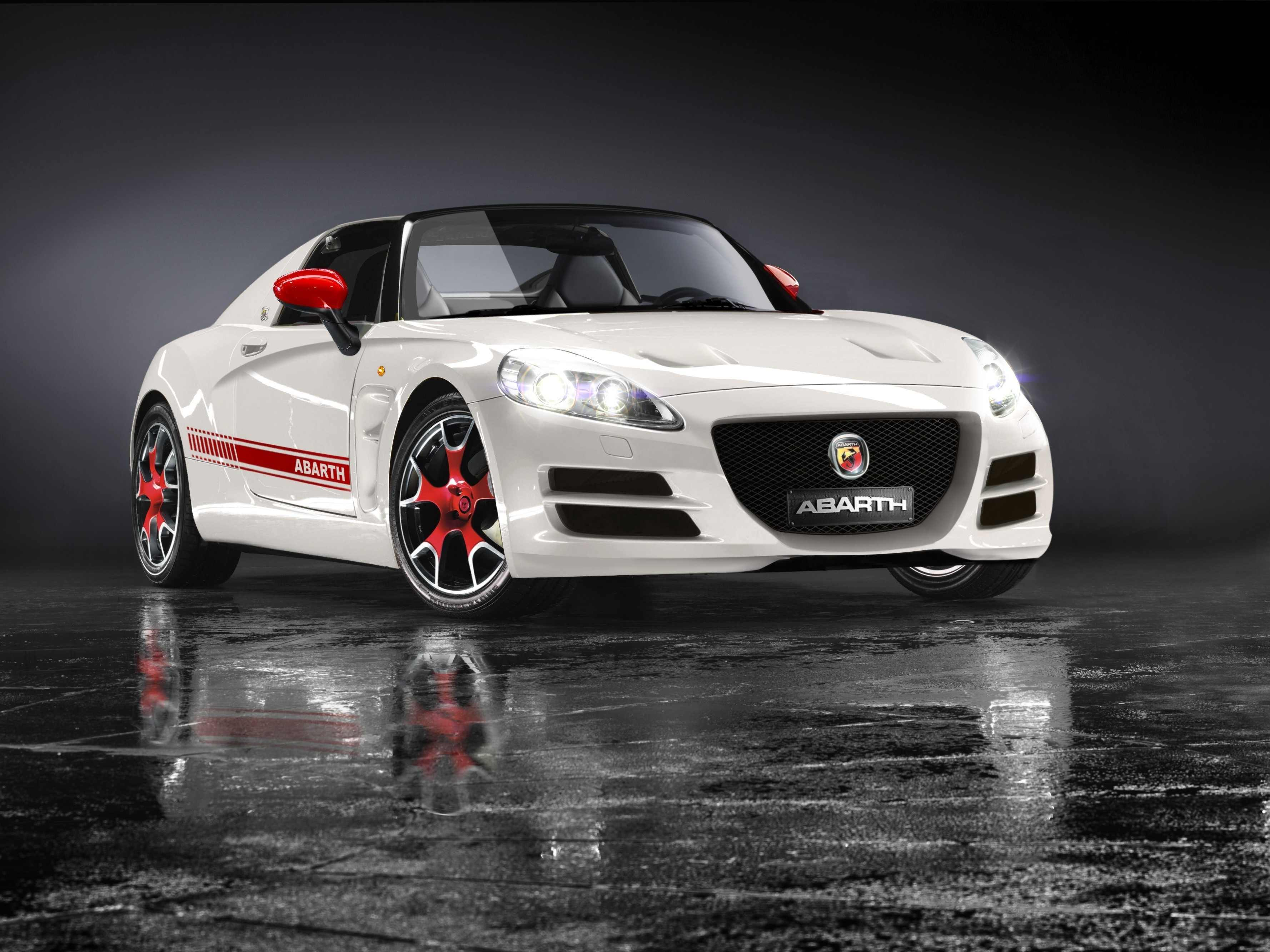 Abarth coupe