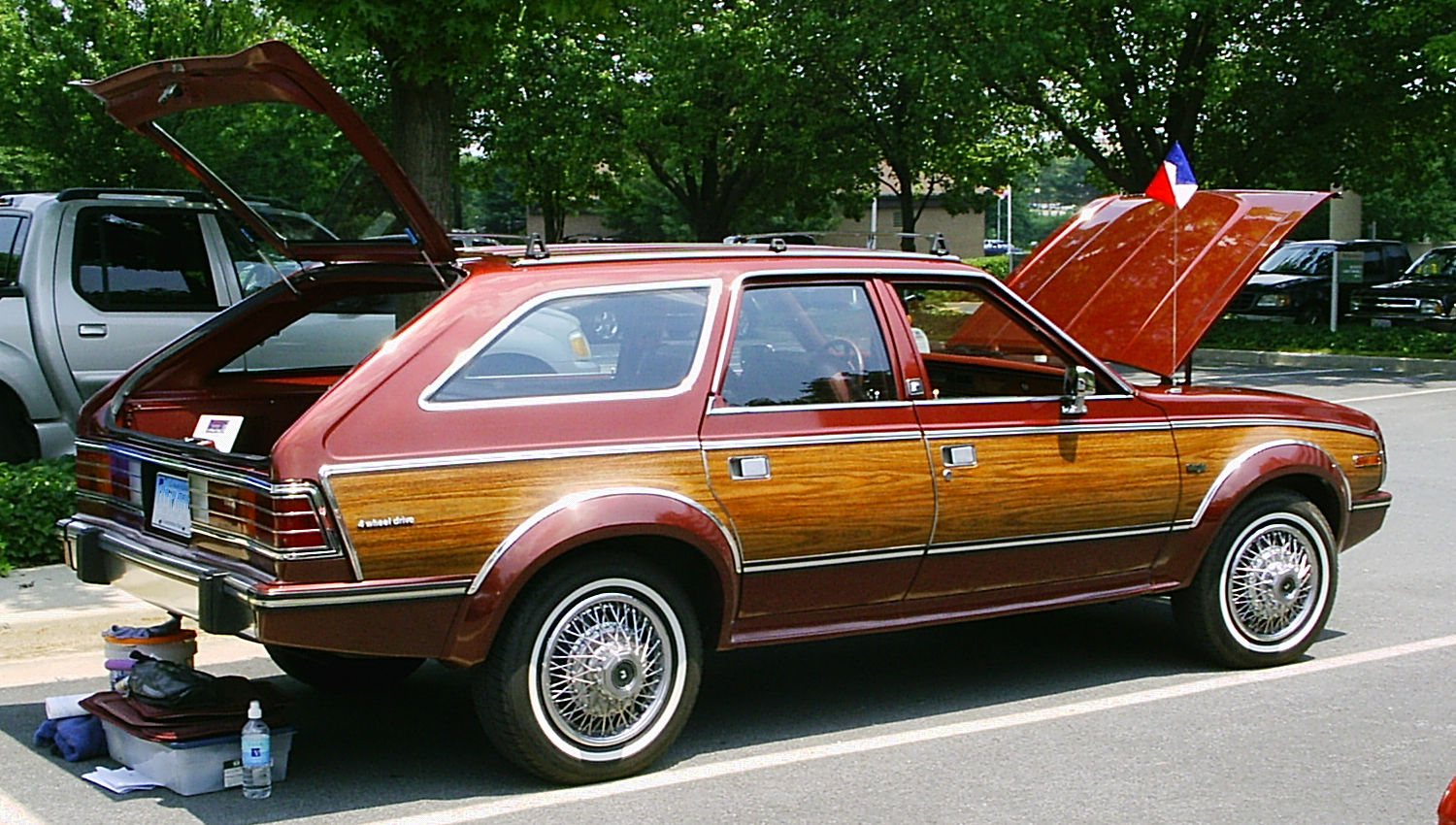 Amc wagon