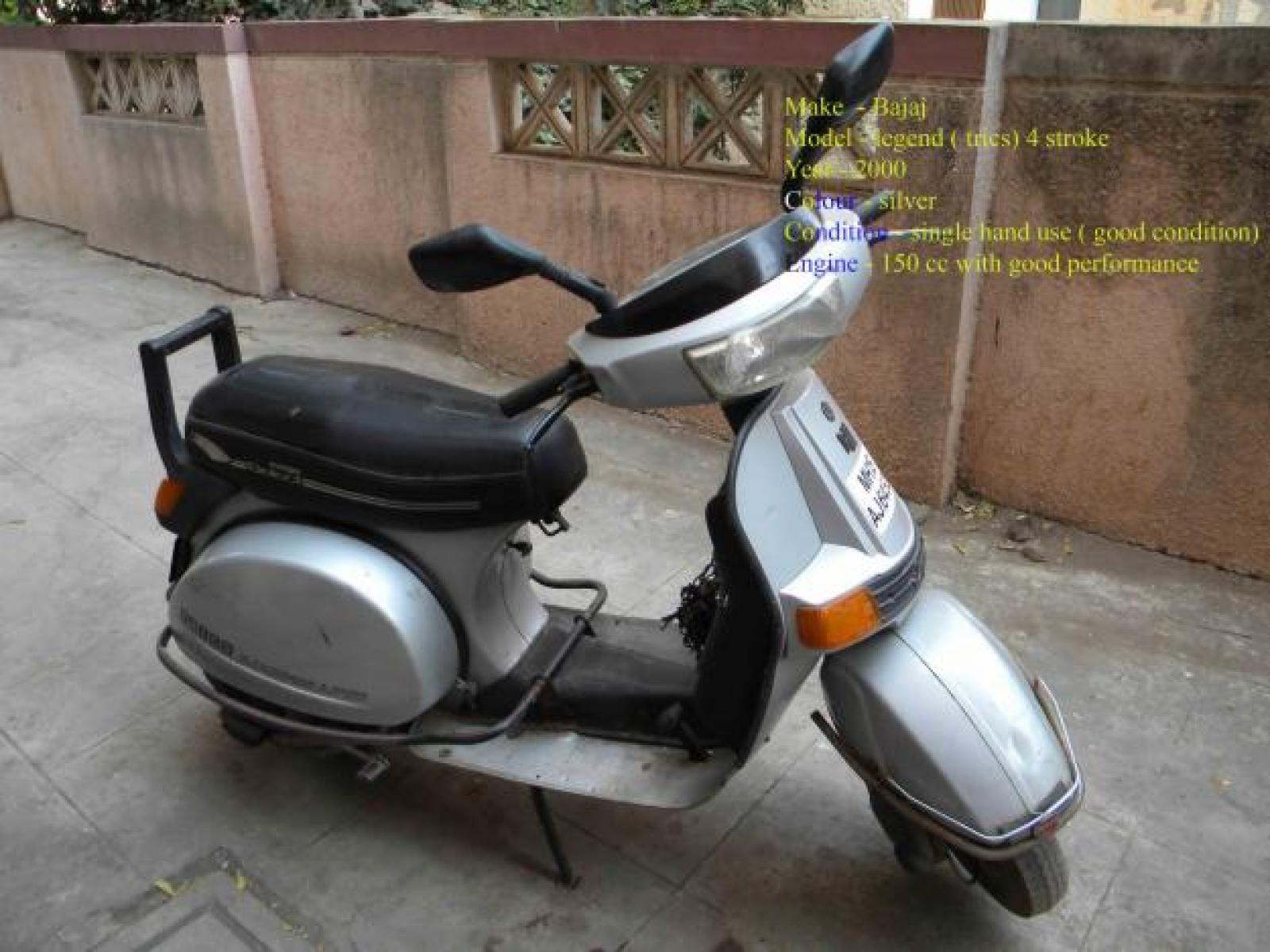 Bajaj legend