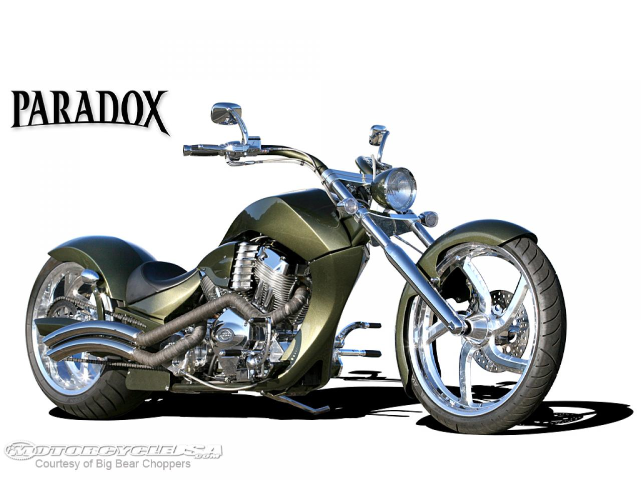 Big bear choppers paradox