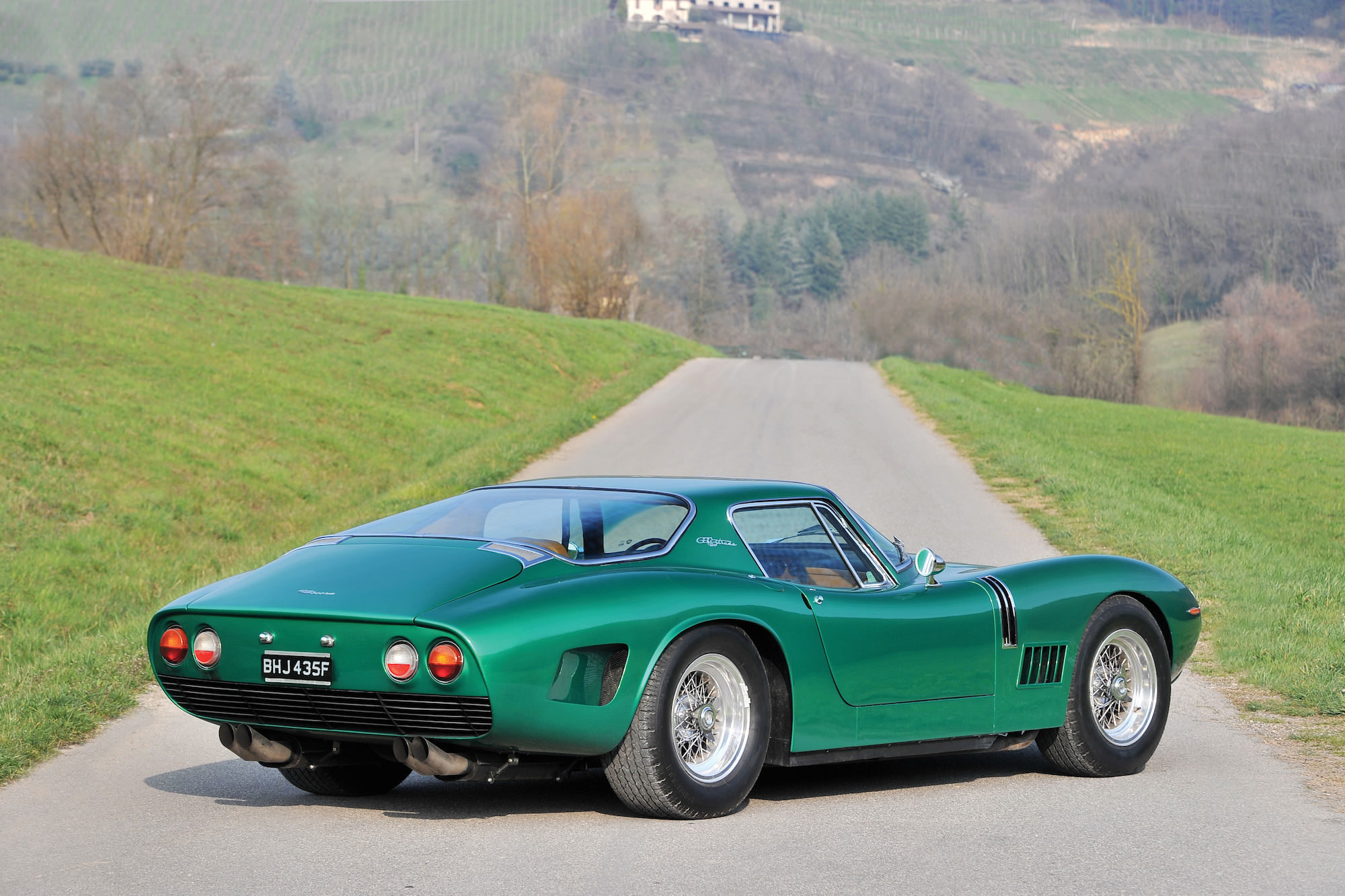 Bizzarrini gt