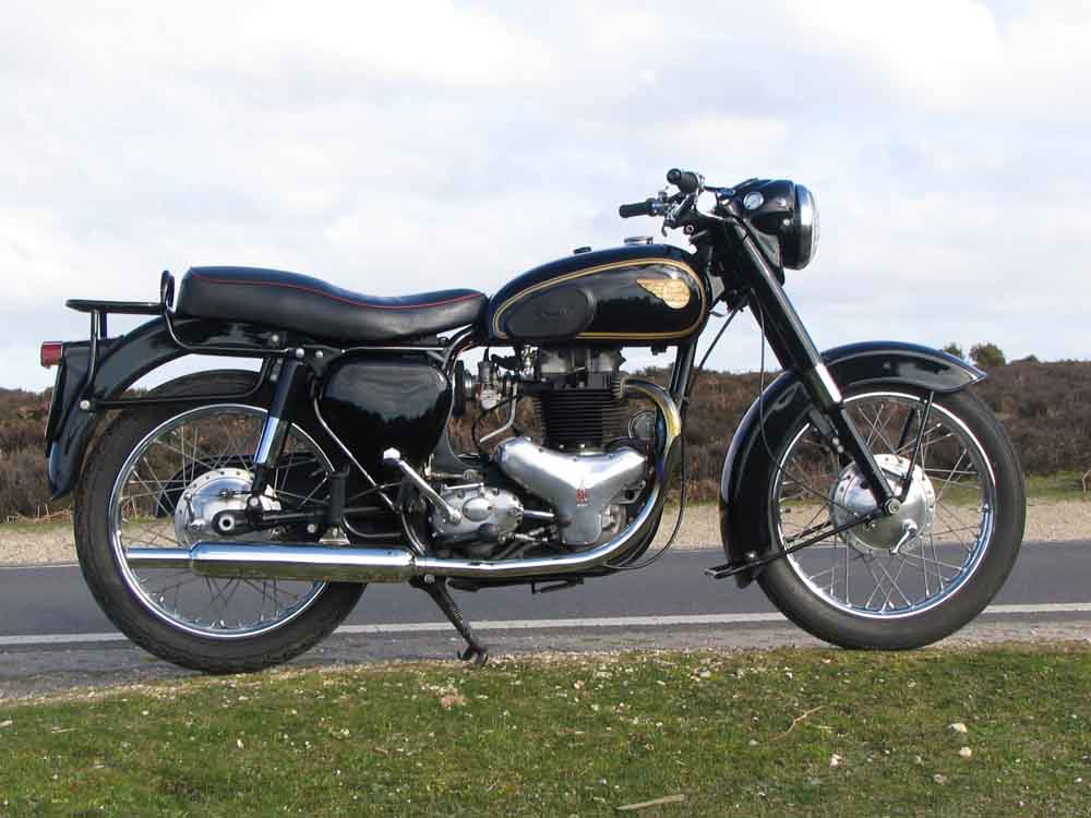 Bsa golden