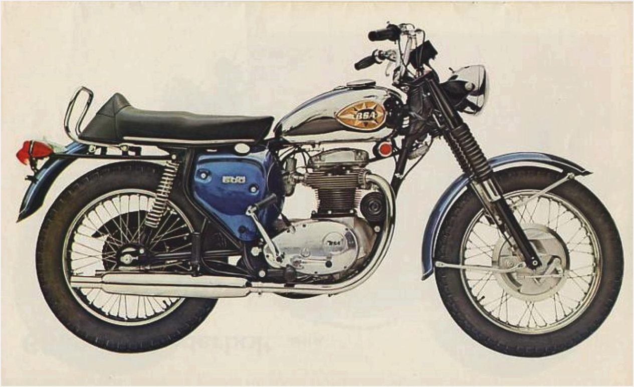 Bsa royal