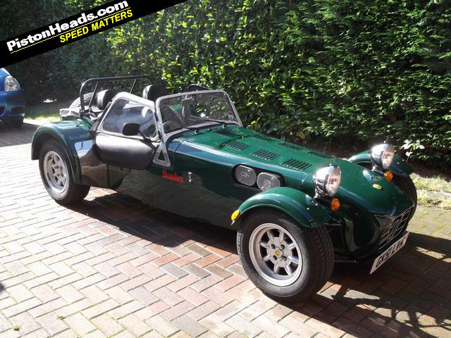 Caterham beaulieu