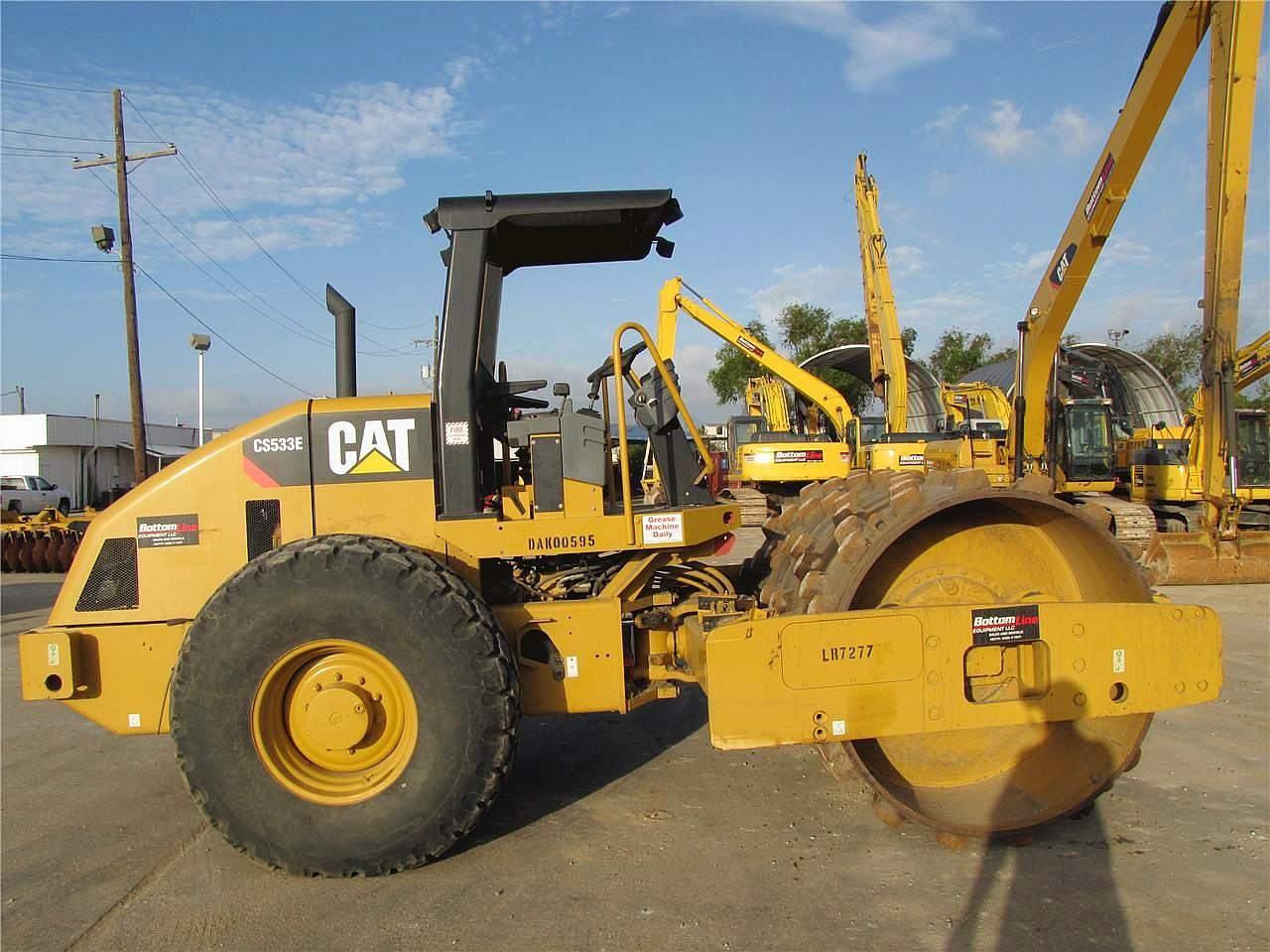 Caterpillar cs-533