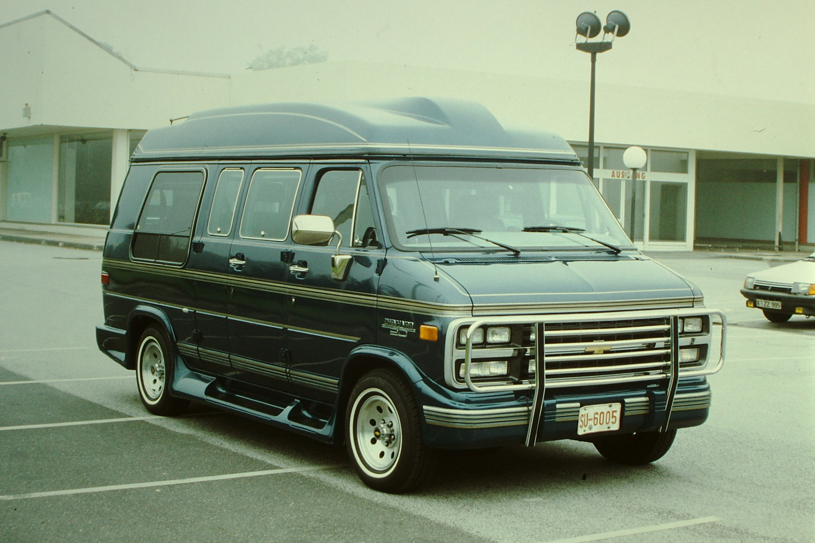Chevrolet Chevyvan Photo And Video Review Comments Chevy Trailer Ke Wiring