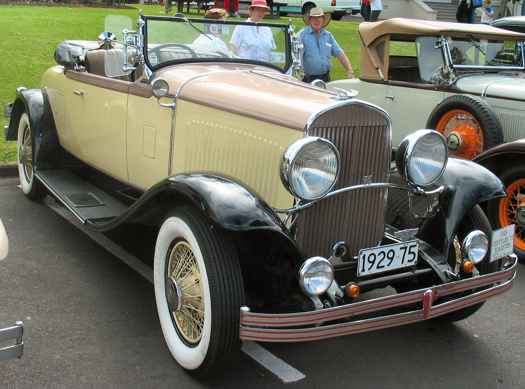 Chrysler 75