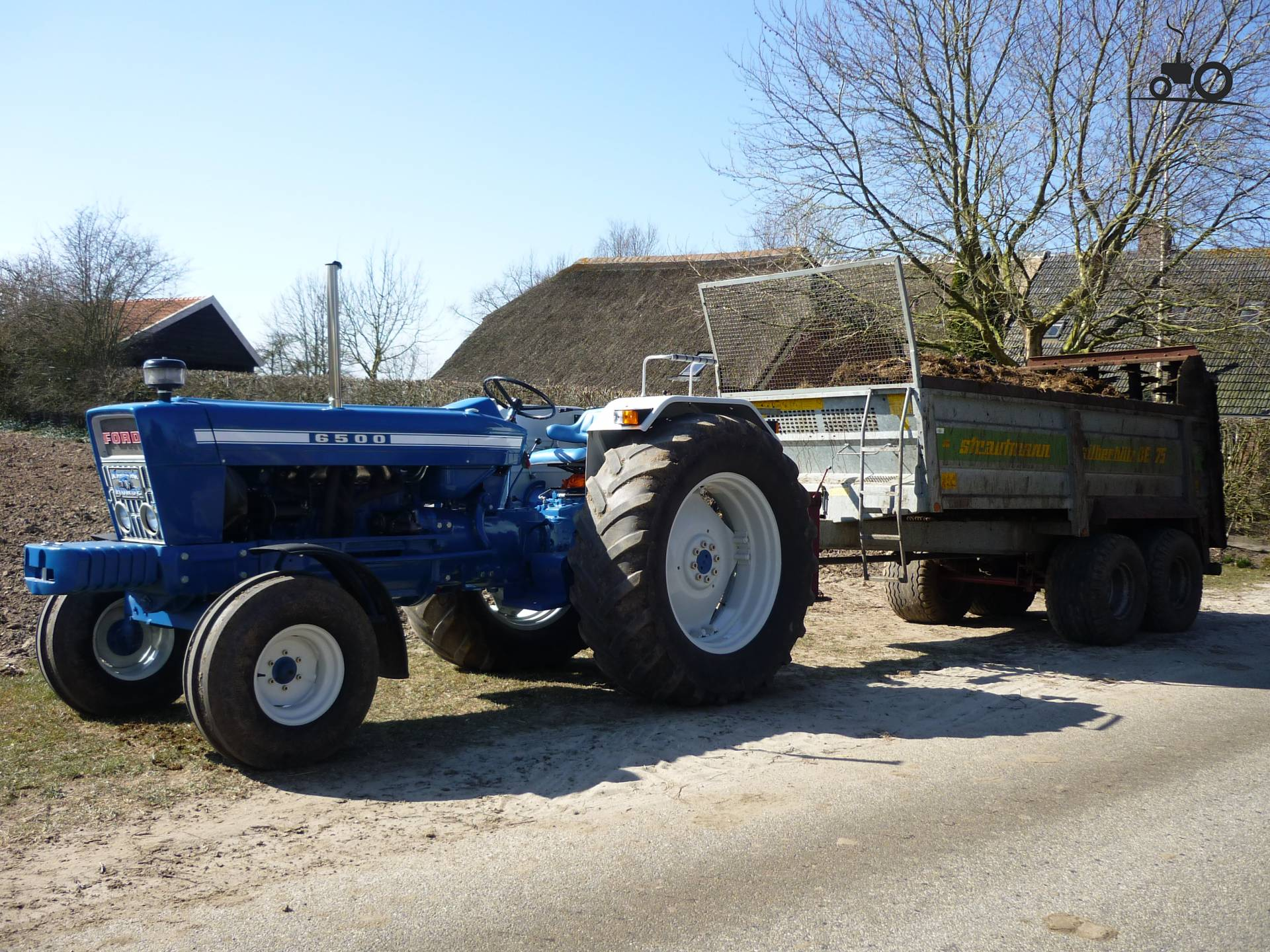Ford 6500