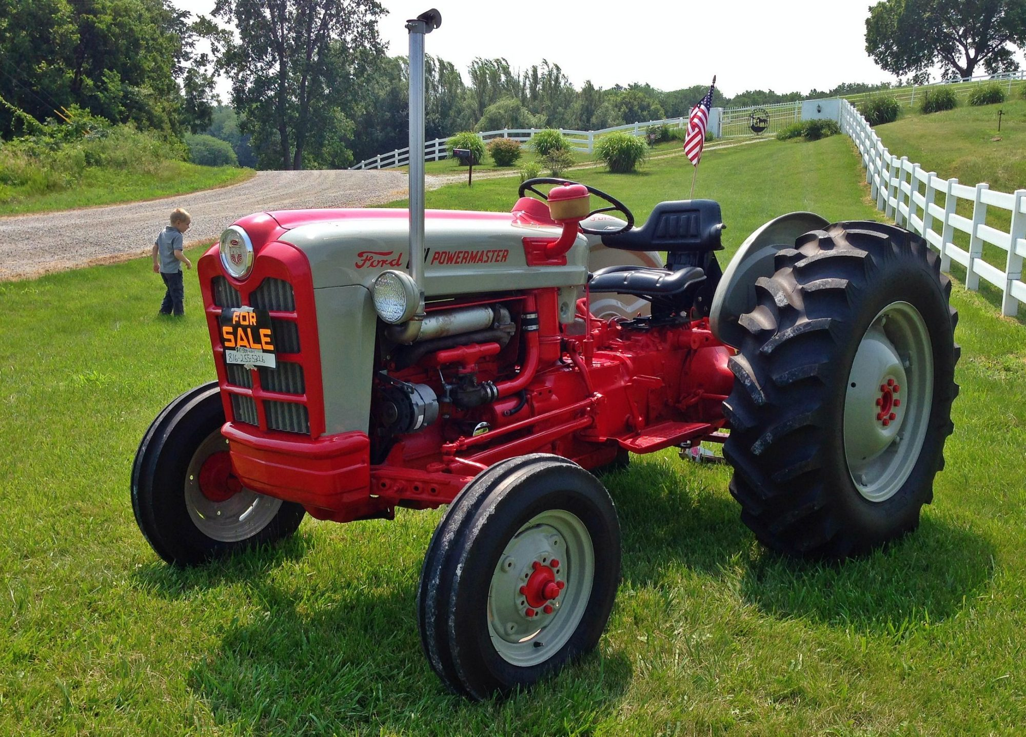 Ford 801