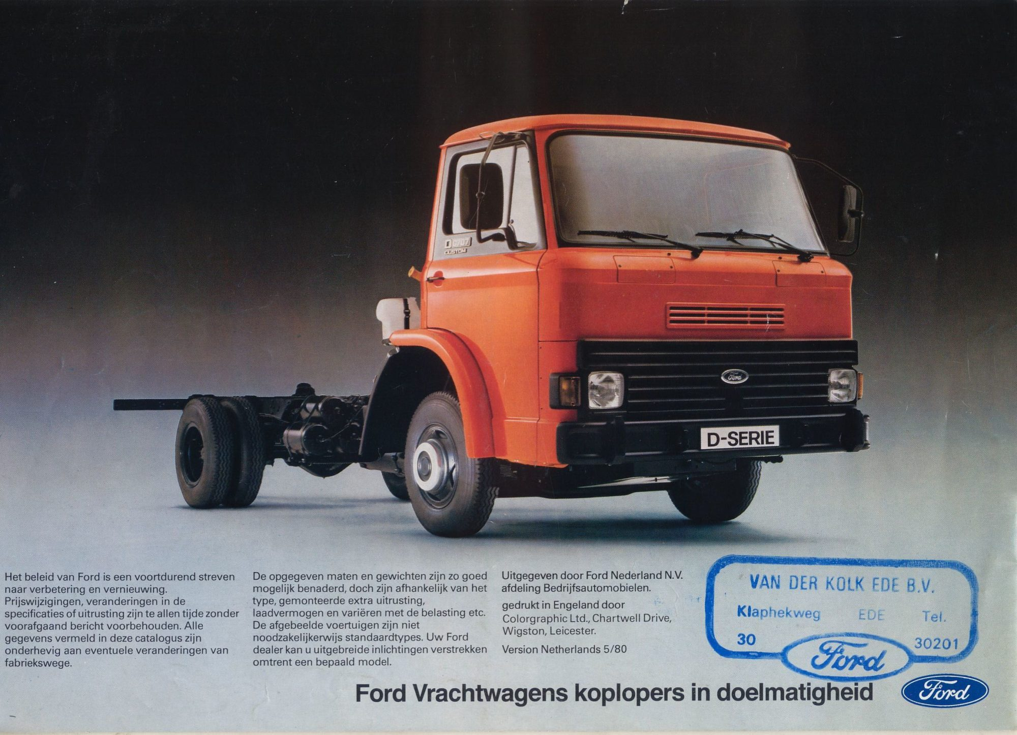 Ford d