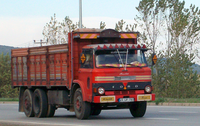 Ford d-1210