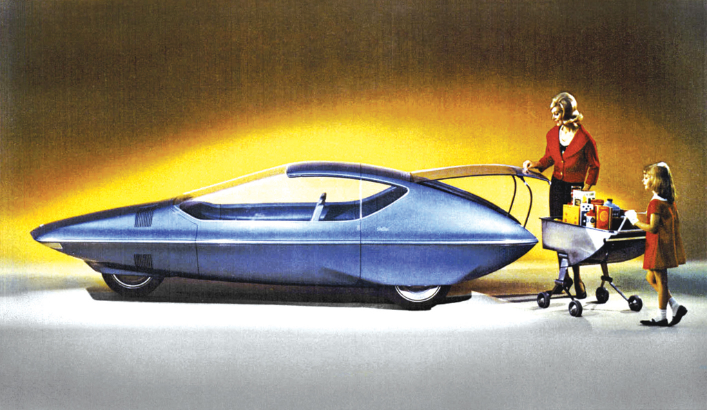 Gm runabout
