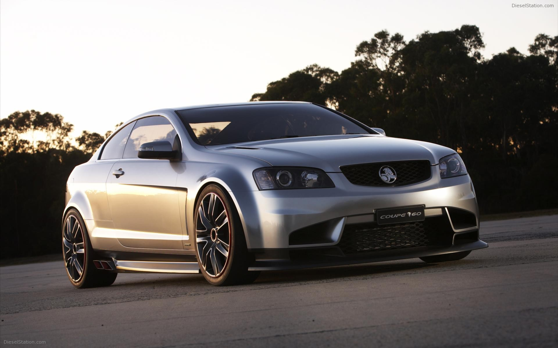 Holden coupe