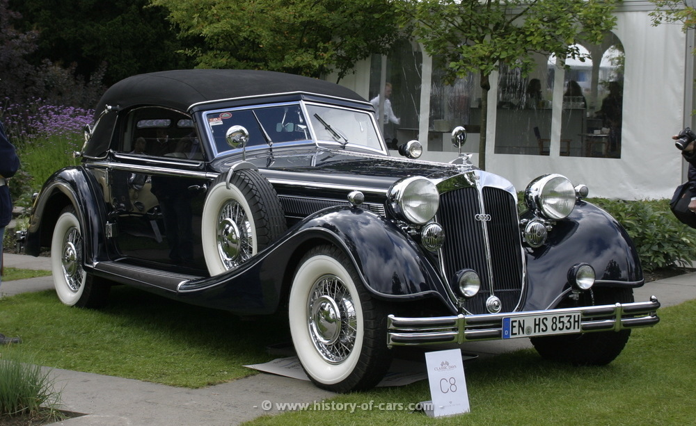 Horch 850