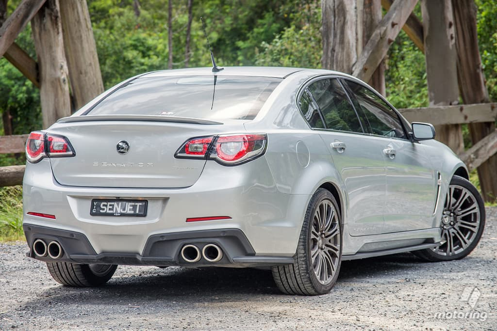 HSV Senator: The Holden Special Vehicles