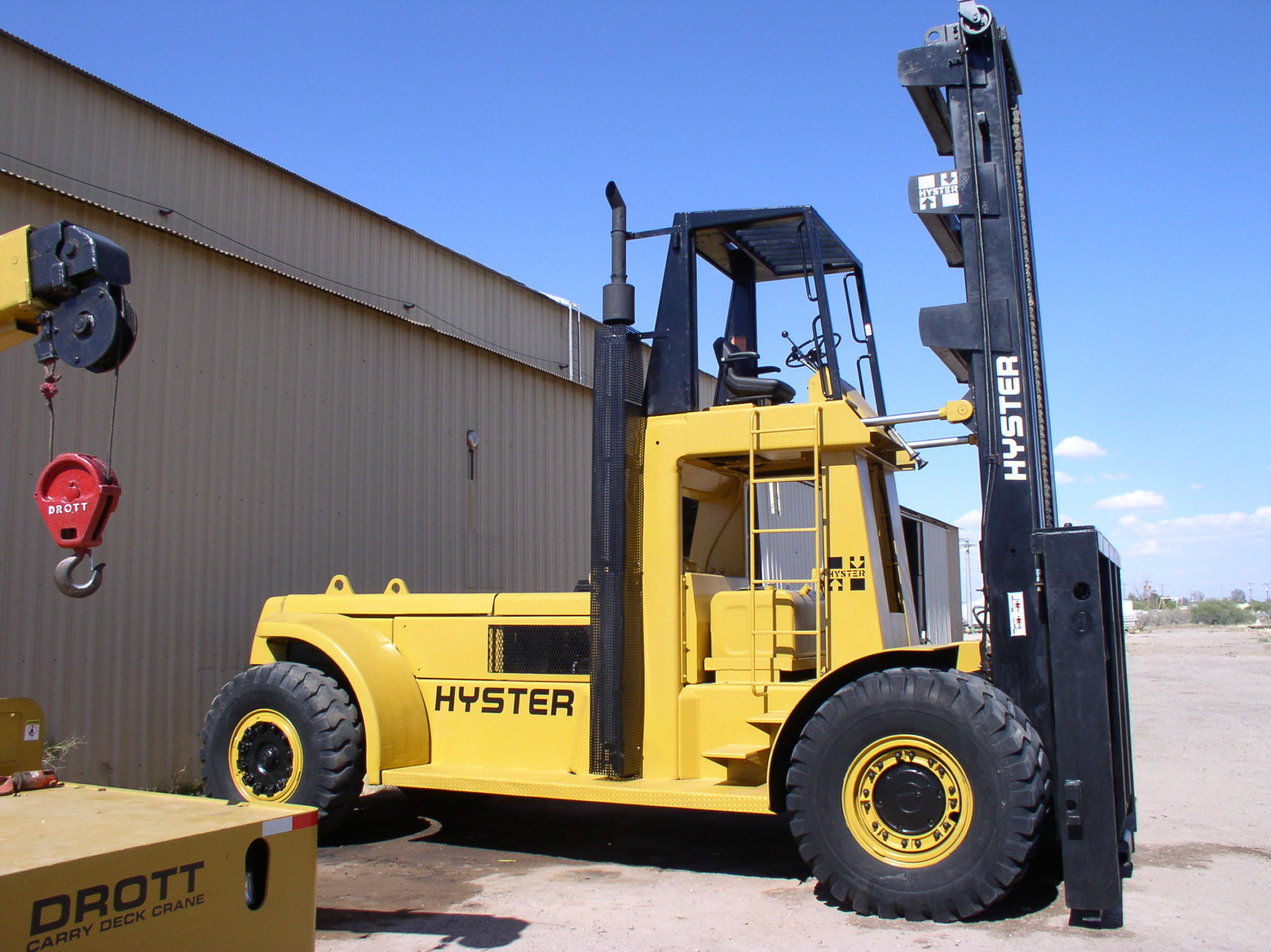 Hyster 1150