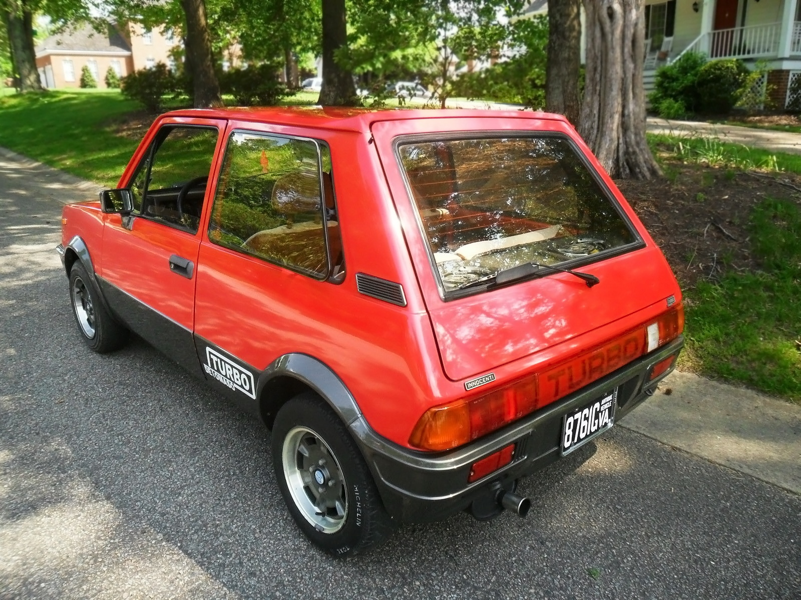 Innocenti turbo