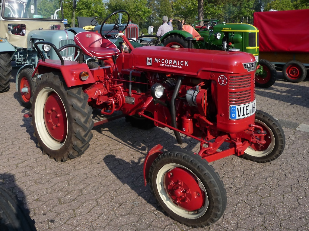 International harvester mccormick