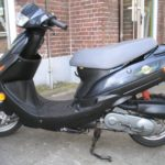 Kymco filly