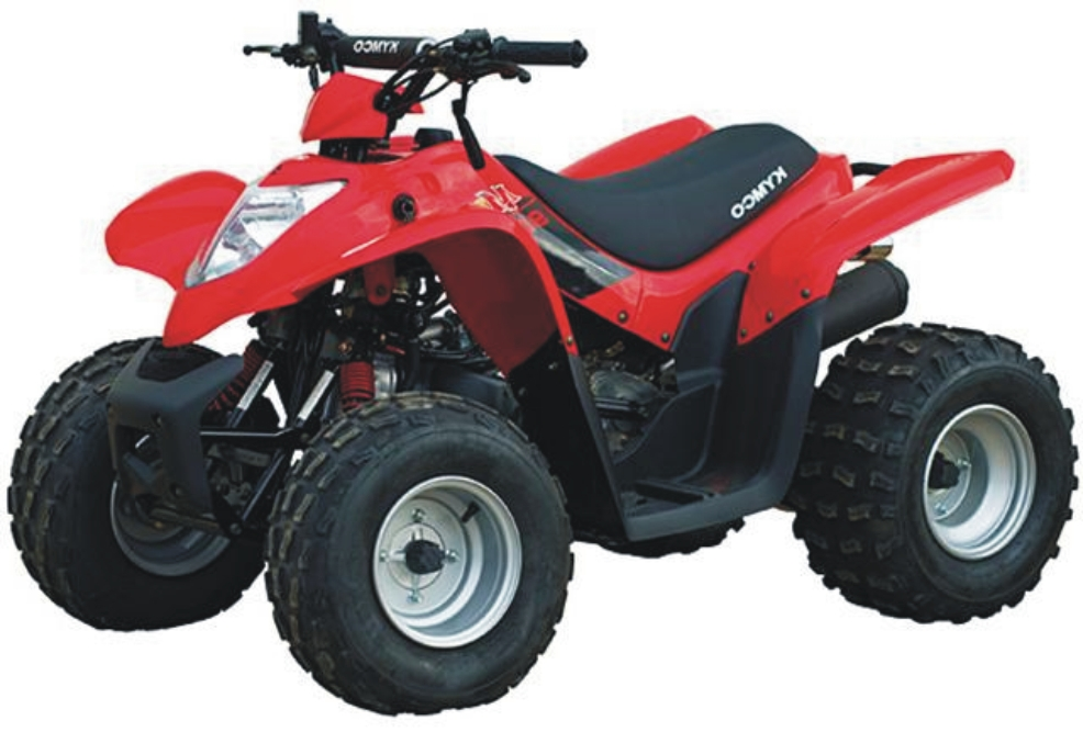 Kymco mongoose