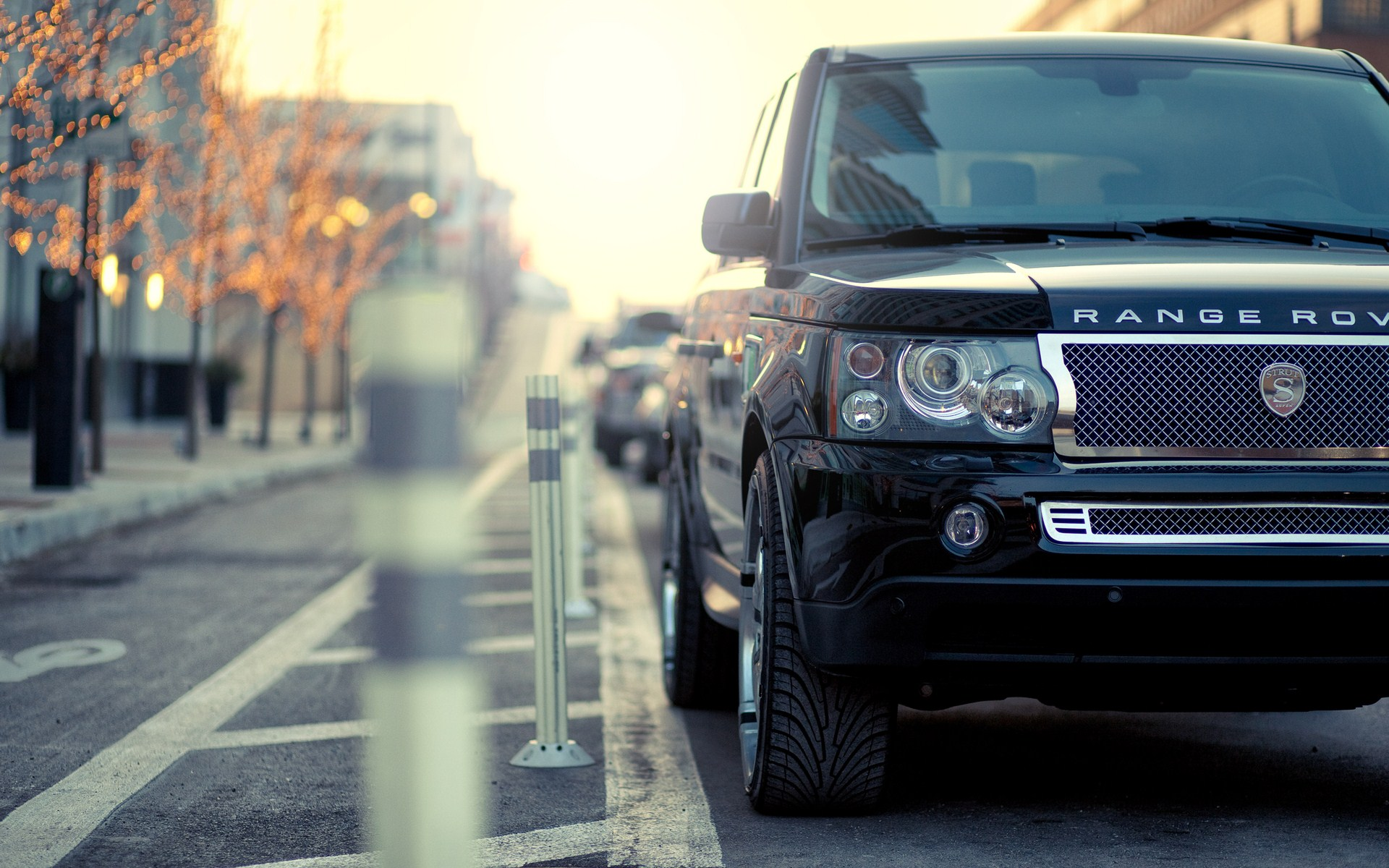 Land rover city