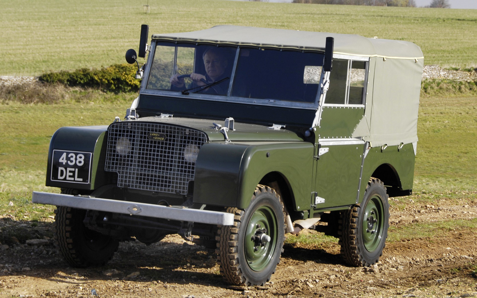 Land rover one