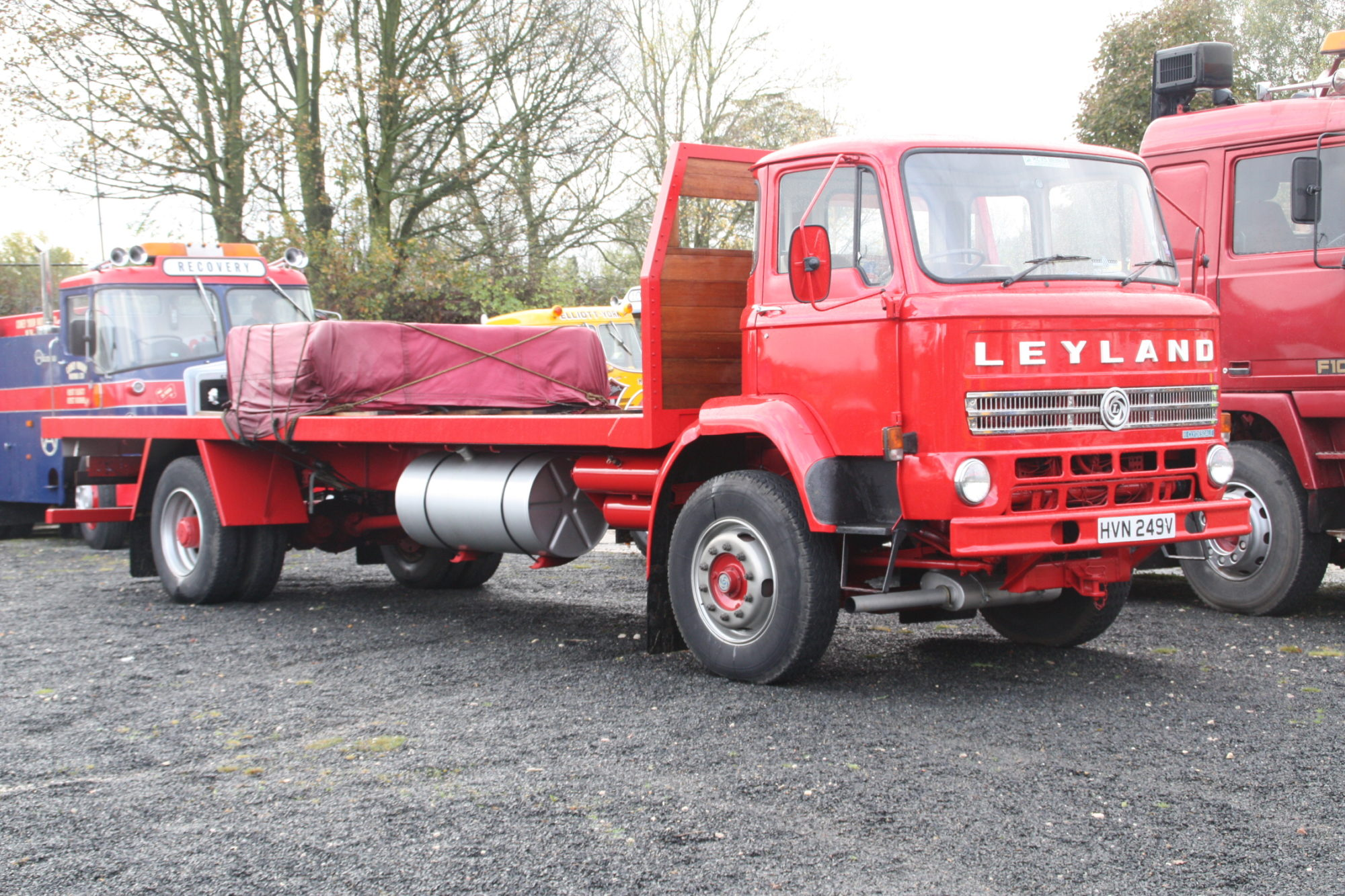 Leyland clydesdale