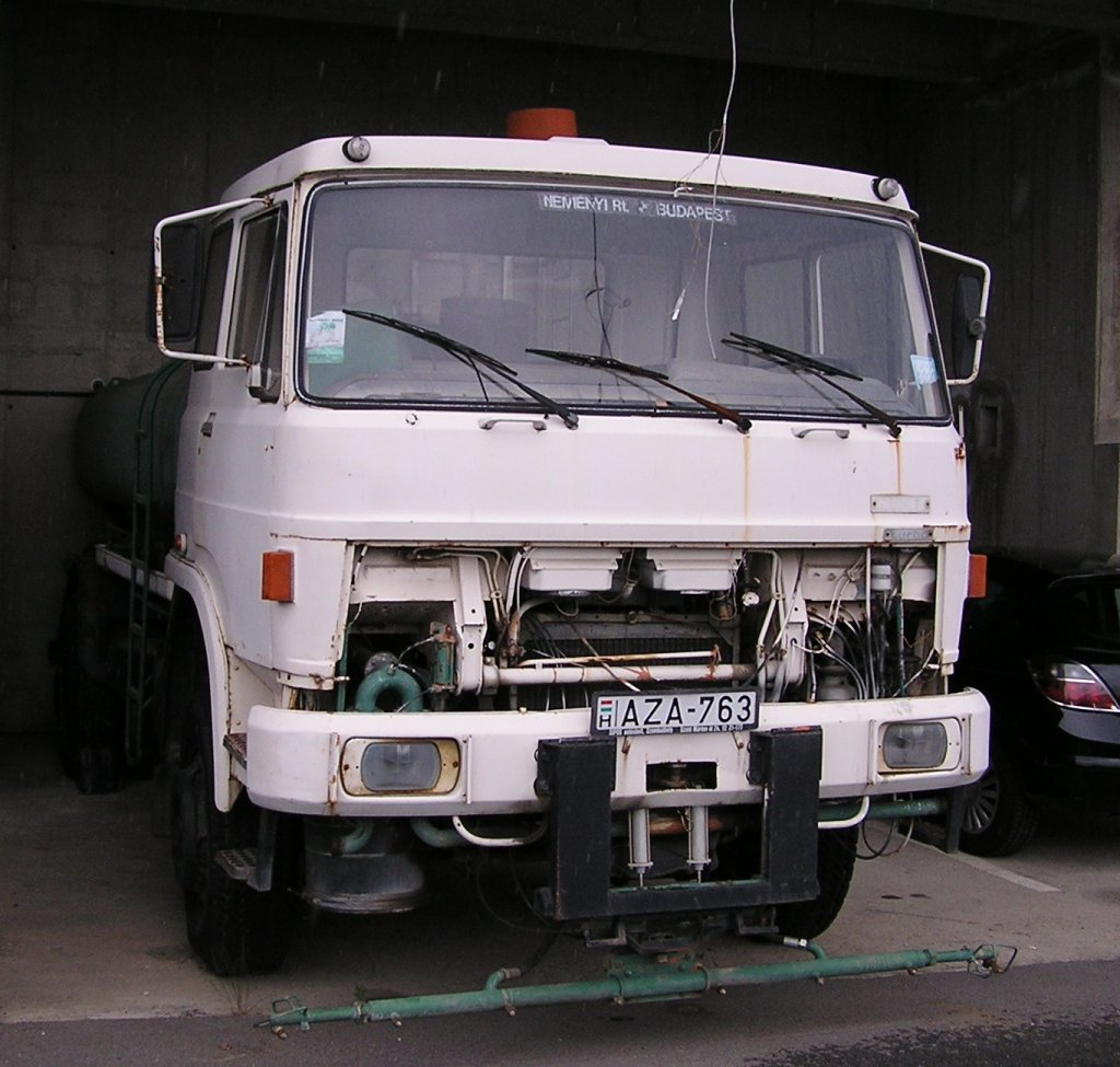Liaz turbo