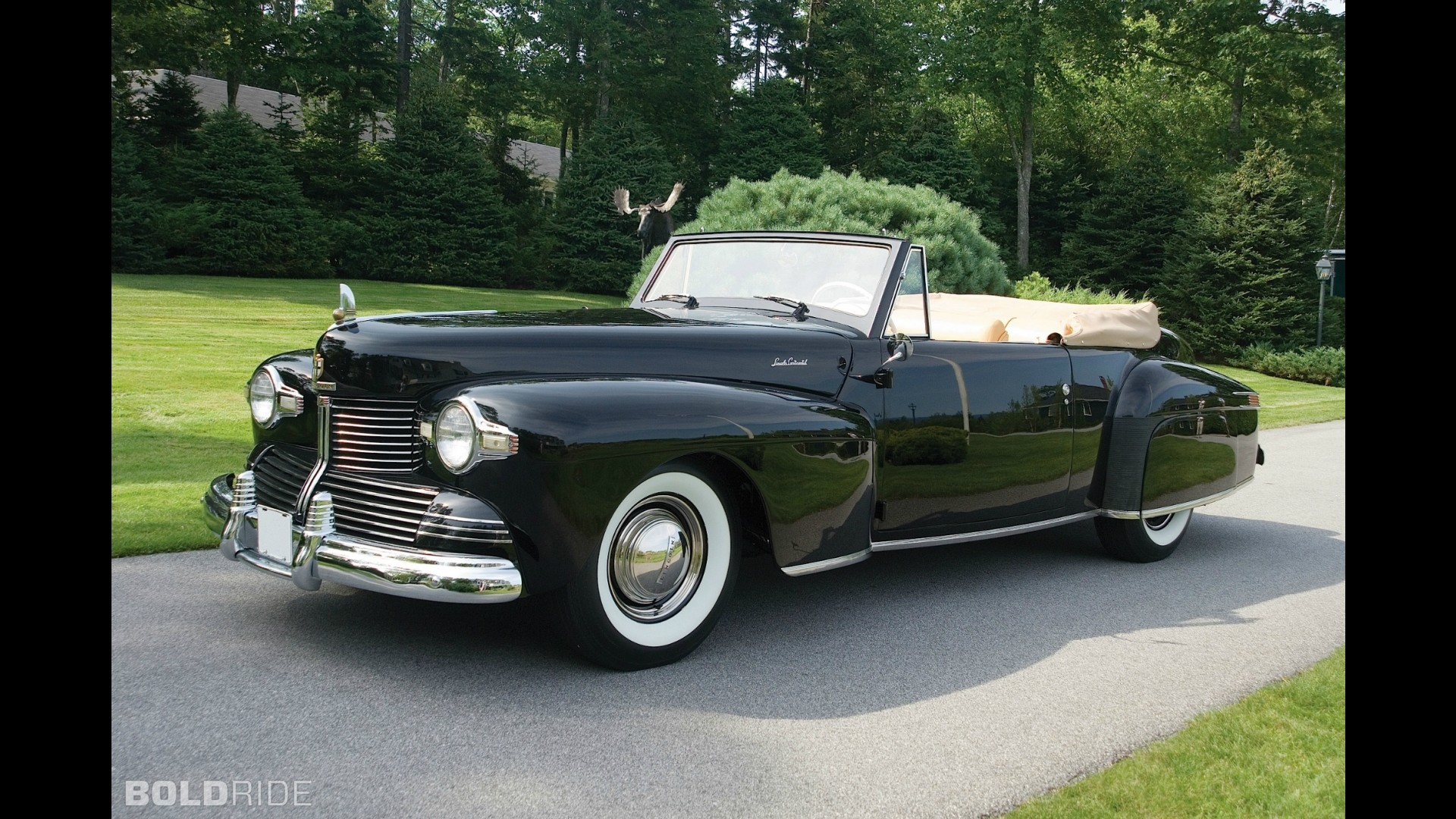 Lincoln cabriolet