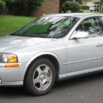 Lincoln coupe