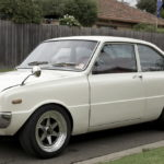 Mazda R 100 the ideal car in the Mazda Family