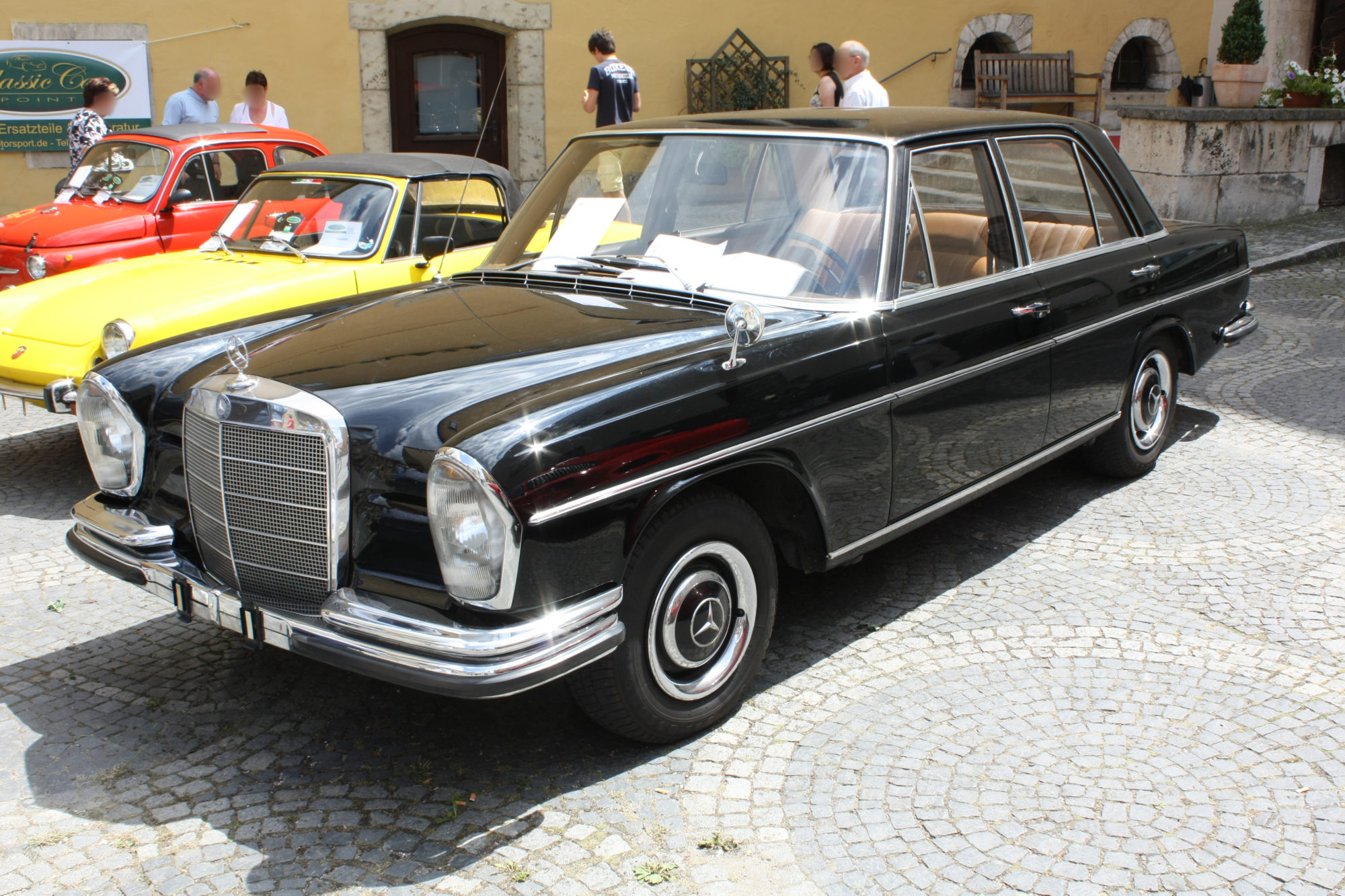 Mercedes-benz automatic
