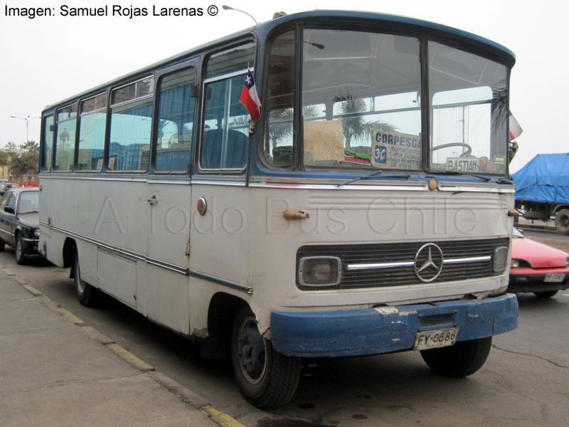 Mercedes-benz lpo