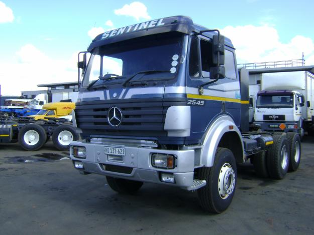 Mercedes-benz powerliner