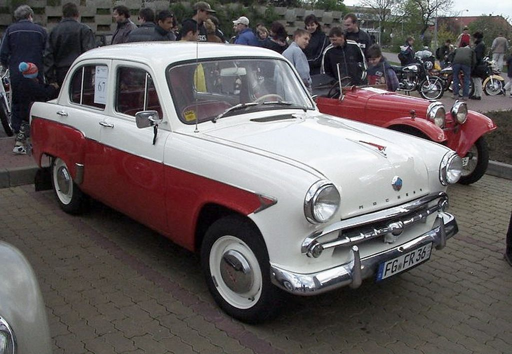 Moskvich 402