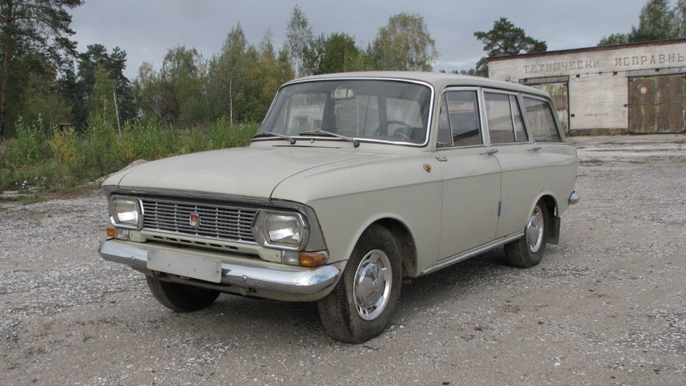 Moskvich 426