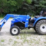 New holland 7308