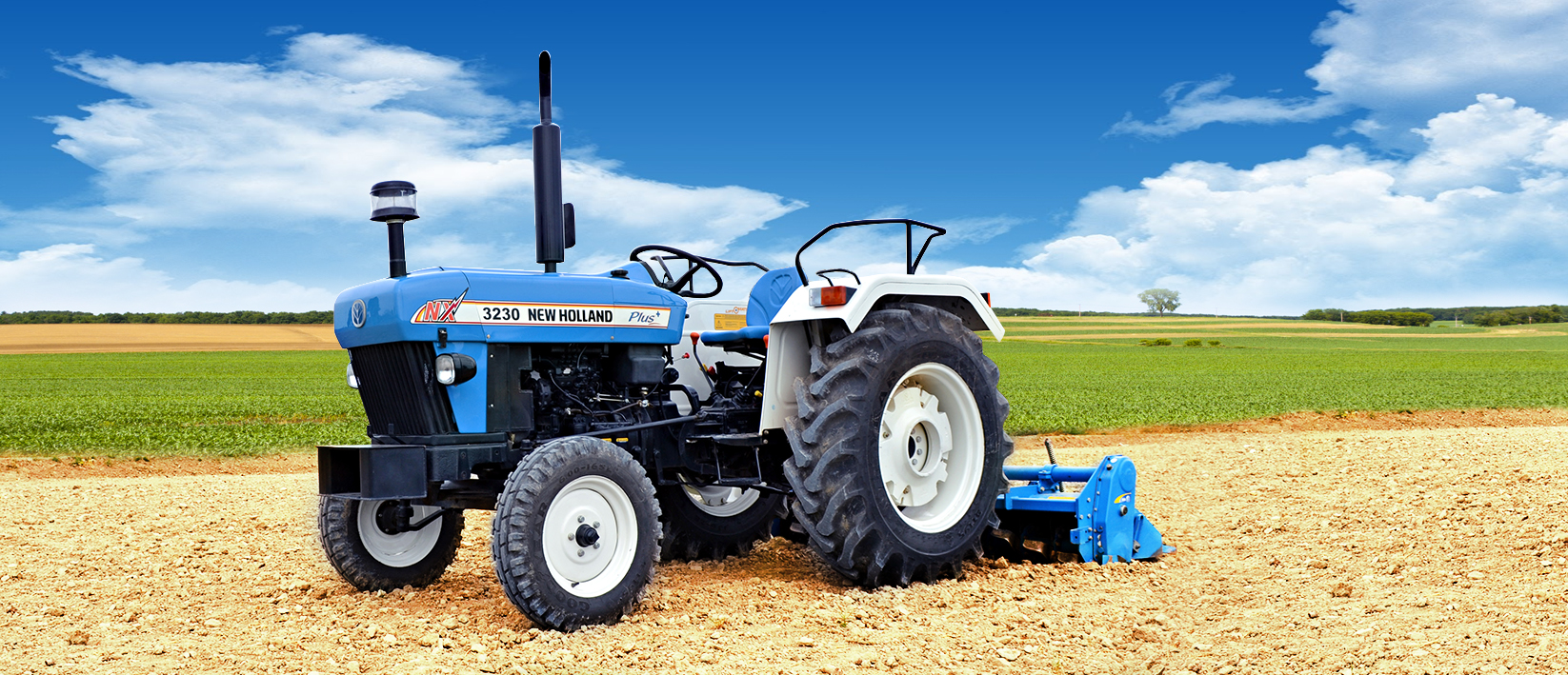 New holland d