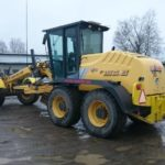 New holland f156