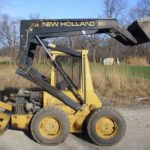 New holland l555
