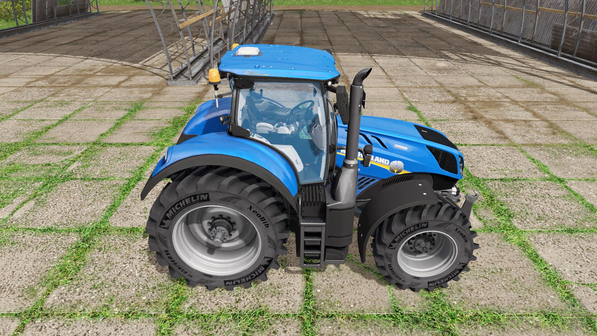 New holland ls