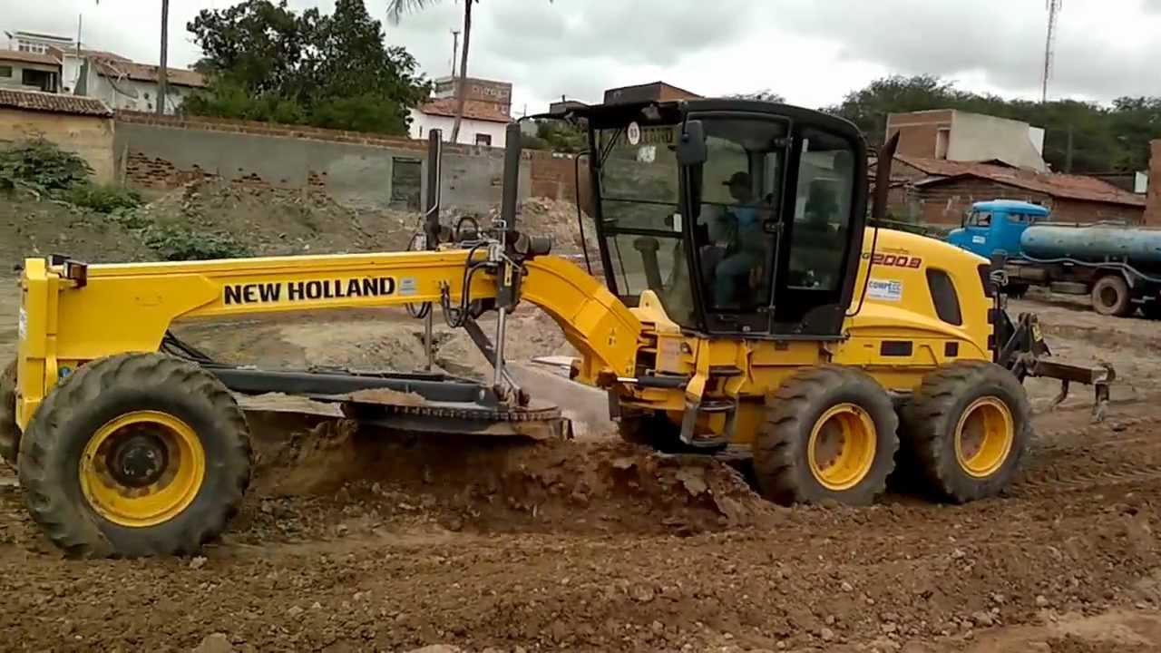 New holland rg