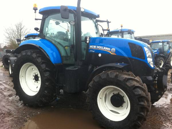 New holland series