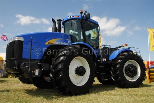 New holland t-series