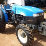 New holland tt
