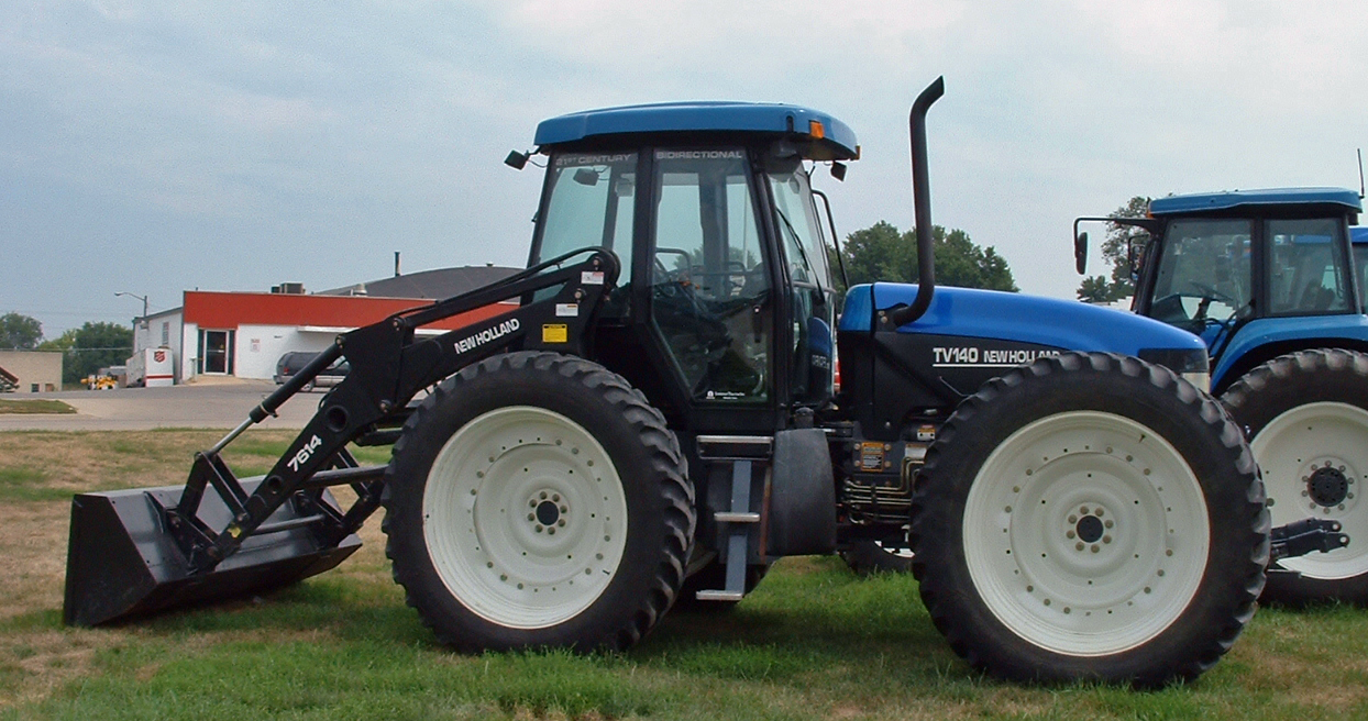 New holland tv