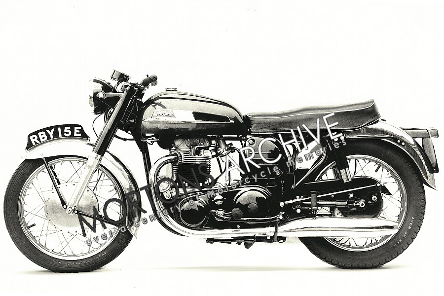 Norton twin