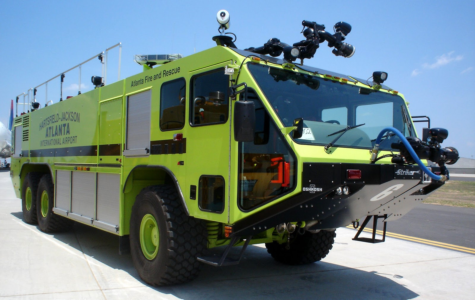 Oshkosh striker