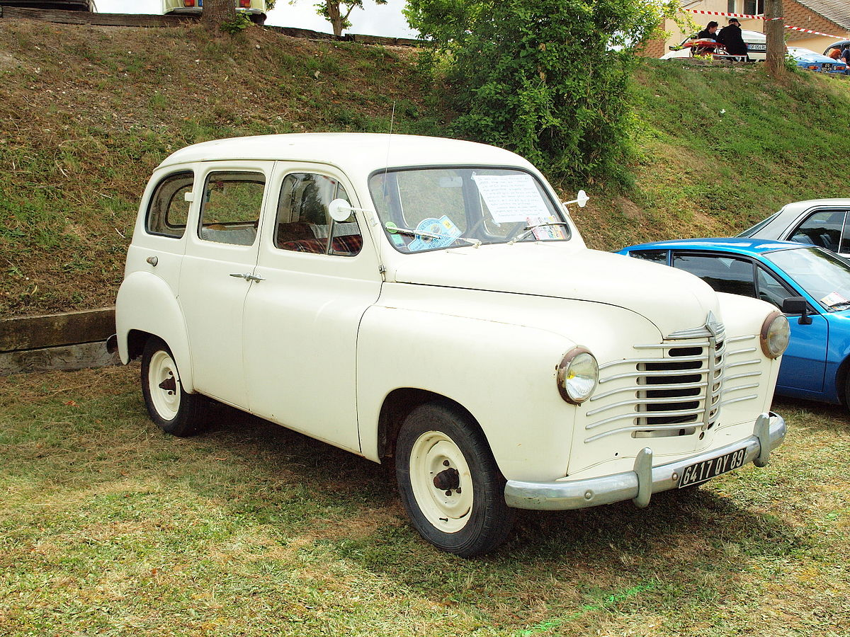 Renault colorale