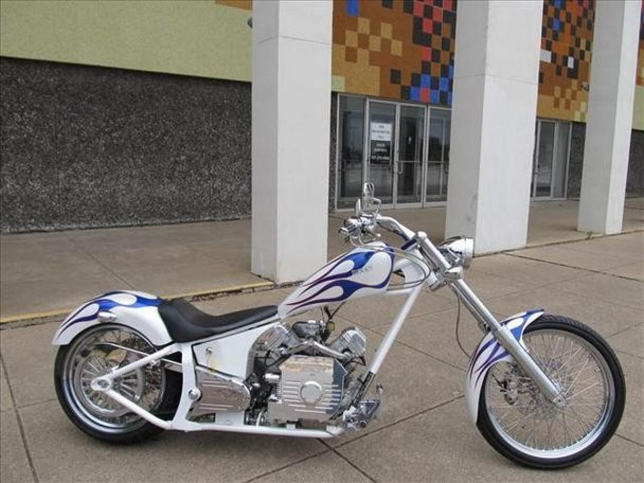 Ridley chopper